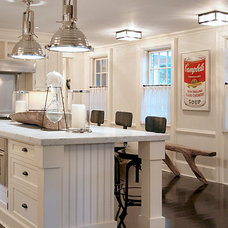Contemporary Kitchen by Thom Filicia Inc.