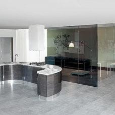 Modern Kitchen by Aran Cucine Los Angeles