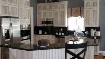 Volga  Blue Granite Kitchen in Mechanicsburg, pa