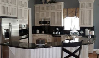 Volga  Blue Granite Kitchen in Mechanicsburg, pa