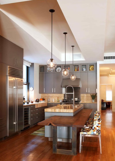 Contemporary Kitchen by Nic Darling