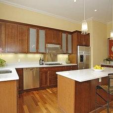 Traditional Kitchen by W. David Seidel, AIA - Architect