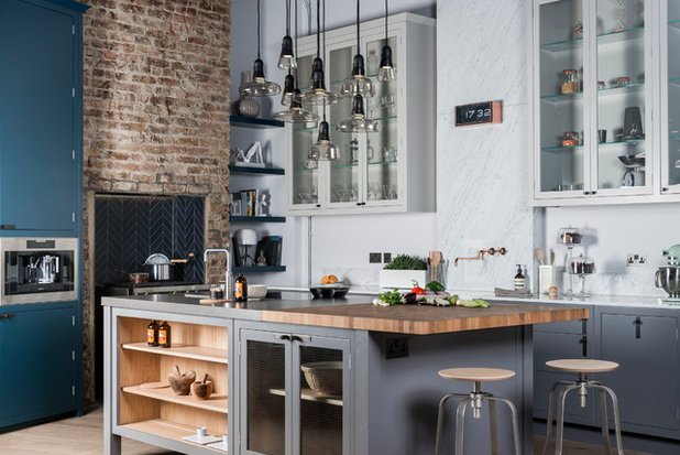 Industriale Cucina by Davonport