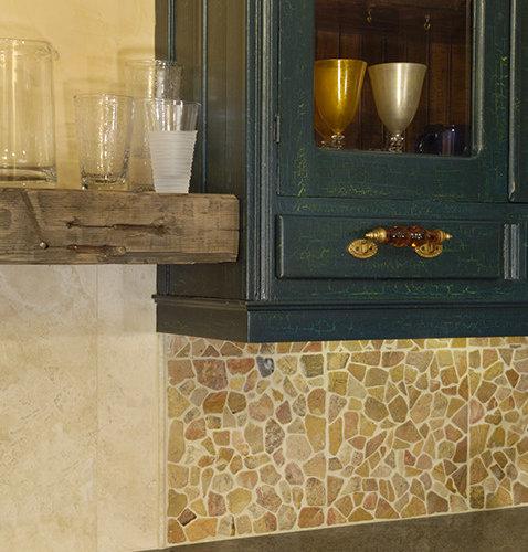 Crackle Kitchen Cabinets: Crackle Paint Design Ideas & Remodel Pictures