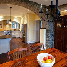 Traditional Kitchen by ABK Today