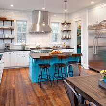 Kitchens We'd Cook In