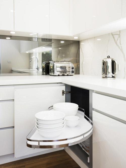 Ideas para cocinas   Fotos de cocinas comedor modernas con ...