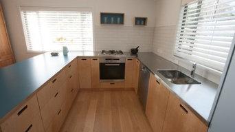 Waiheke Holiday Home Kitchen