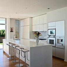 Contemporary Kitchen by Damian Hannah - Award Winning Kitchen Designer