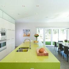 Contemporary Kitchen by NZ Builders ltd