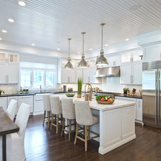 Traditional Kitchen by EB Designs