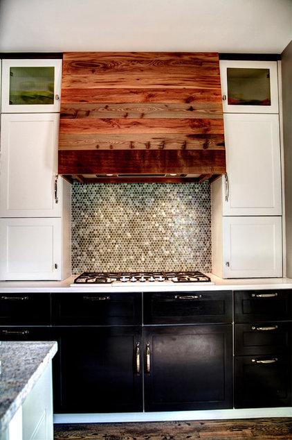 Contemporary Kitchen by Mindi Freng Designs