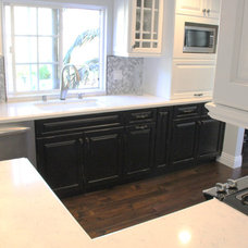 Traditional Kitchen by Principle Design & Construction