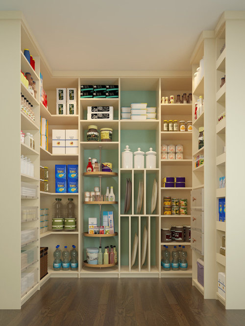 4 235 Contemporary Kitchen Pantry Design Ideas Amp Remodel Pictures Houzz