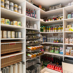 Pantry - Traditional - Kitchen - Chicago - by Closet Organizing Systems