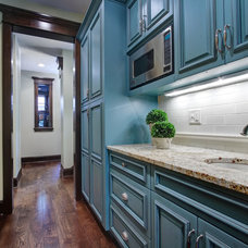 Traditional Kitchen by Modern Design Cabinetry