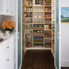 Contemporary Kitchen by transFORM | The Art of Custom Storage