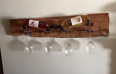 Come Sistemare Bicchieri e Bottiglie Se Ami il Buon Vino