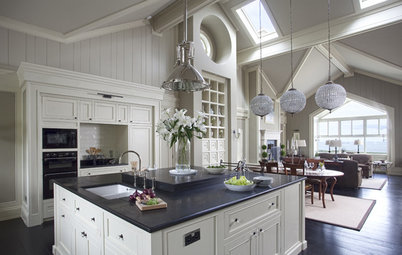 Houzz Tour: An Irish Home With Hamptons Style
