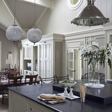 Traditional Kitchen by Wall Morris Design