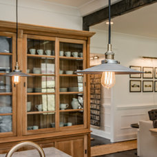 Transitional Kitchen by Vintage South LLC