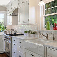 Traditional Kitchen by Ryan Rhodes Designs, Inc.