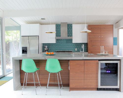 Kitchen With Vinyl Floors Design Ideas Amp Remodel Pictures