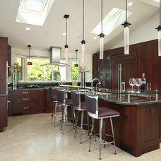 Contemporary Kitchen by Culbertson Durst Interiors