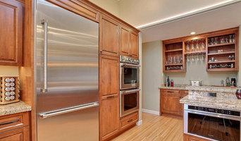 Walnut Creek Open Concept Kitchen
