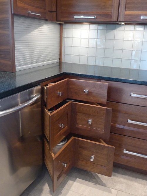 Corner Drawer Home Design Ideas, Pictures, Remodel and Decor