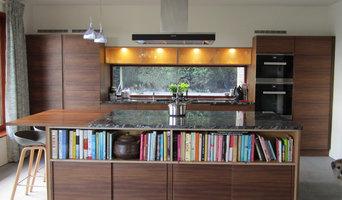 Walnut Kitchen and Utility