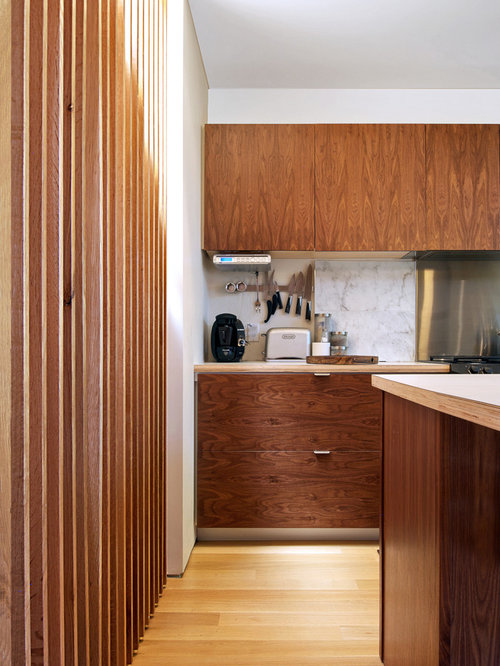 walnut kitchen cabinet houzz