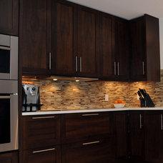 Traditional Kitchen by Gesser Designs