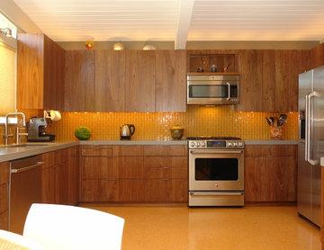 Walnut Kitchen