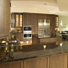 Contemporary Kitchen by E3 Cabinets & Design