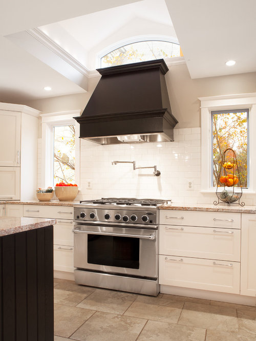 Custom Wood Hood Ideas, Pictures, Remodel and Decor