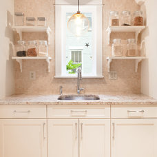 Traditional Kitchen by Aidan Design