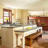 Kitchen of the Week: Modern Conveniences and a Timeless Look