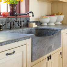 Stone Kitchen Sink-Custom