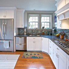 Eclectic Kitchen by ABK Today