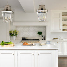 Traditional Kitchen by Brayer Design