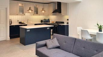 Wanstead Kitchen Extension