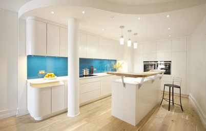 Houzz Tour: Contemporary Riverside Home in London