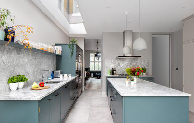 Houzz Tour: Style and Function Combine in a Beautiful Family Home
