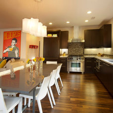 Contemporary Kitchen by RA Design Group, LLC