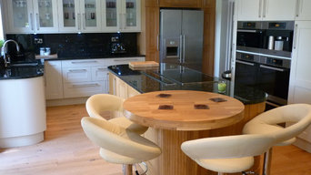 Warlingham - Solid oak painted