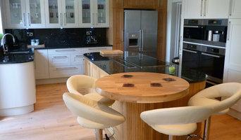 Warlingham - Solid oak painted
