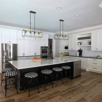 Warm & Comfortable Whole Home Remodel