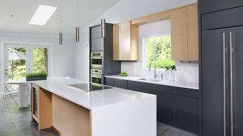 Warm and Inviting Contemporary Kitchen