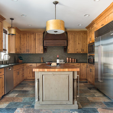 Warm and Rustic Remodel